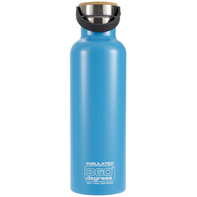 360° degrees Vacuum Insulated - Gourde - 750ml bleu